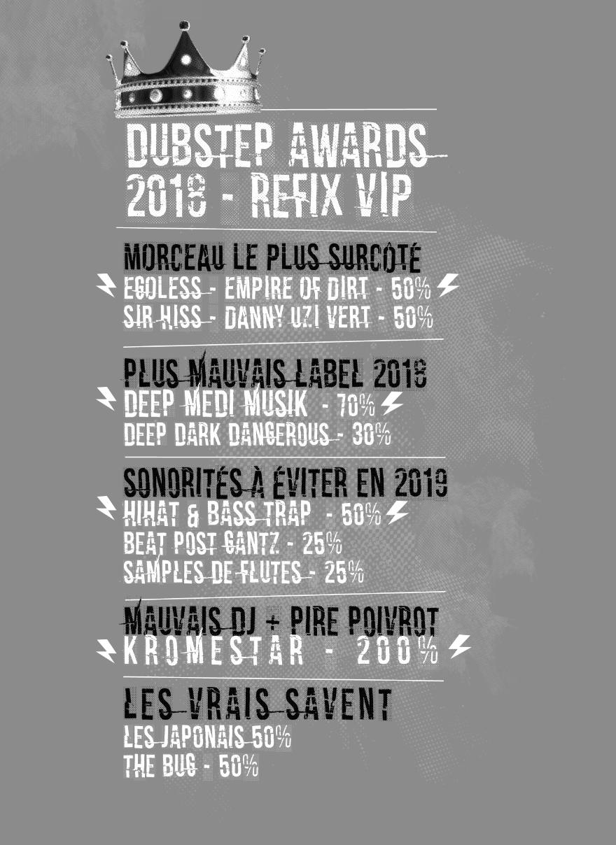 Azalea dubstep awards